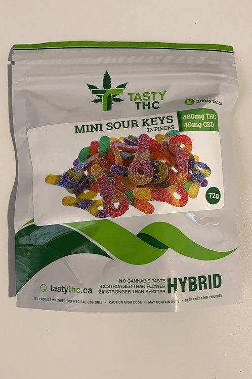 Mini Sour Keys (Hybrid)