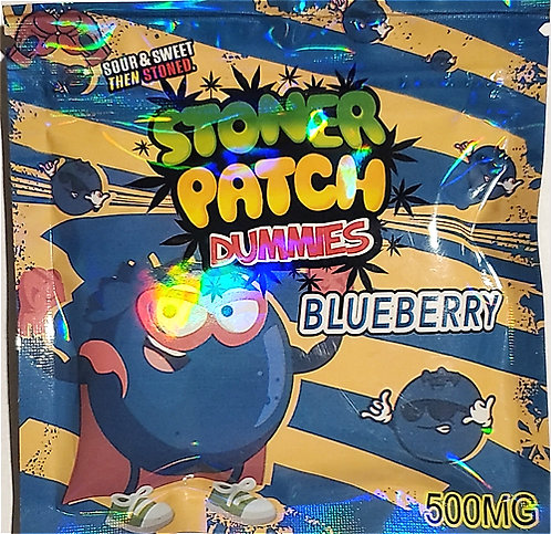 Stoner Patch Blueberry