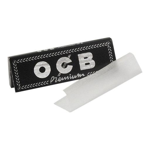 OCB Premium Black Rolling Paper