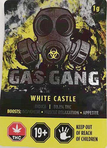 Shatter White Castle (1g)