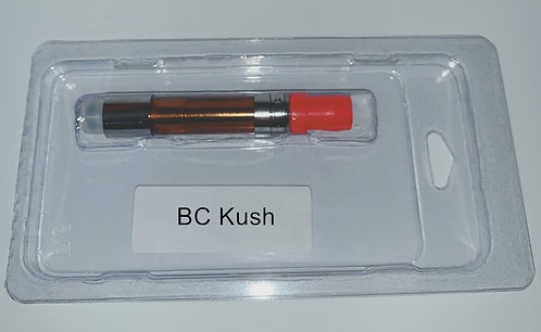 BC Kush Cannabis Oil (Concentrated Oil) 1ml