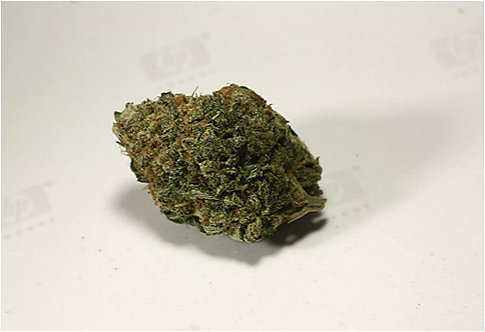(B.C) White Gold AAAA  (14g/Half Ounce)