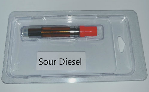 Sour Diesel Cannabis Oil (Concentrated Oil) 1ml