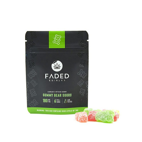 Gummy Bear Sours