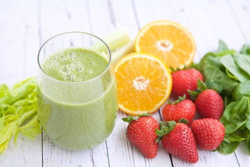 10 Days Green Smoothie Recipes and Workout Program