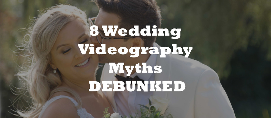 8 Videography Myths Debunked