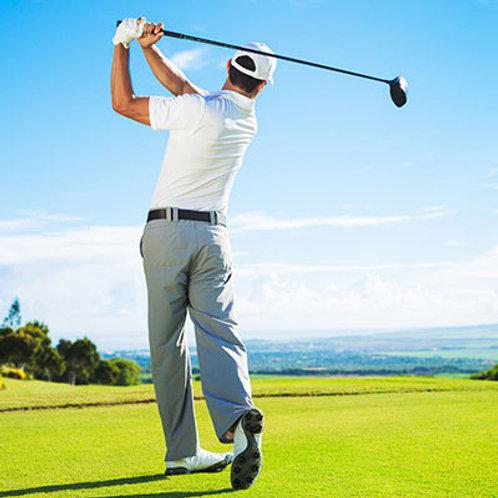 1 Round of Golf