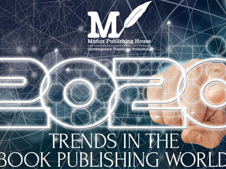 2020 Trends in The Book Publishing World
