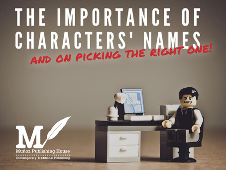 The Importance of Characters' Names