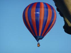 Mondovì - mongolfiere