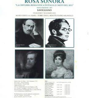 La musica nei moti del 1821