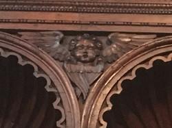 Alba particolare coro del Duomo