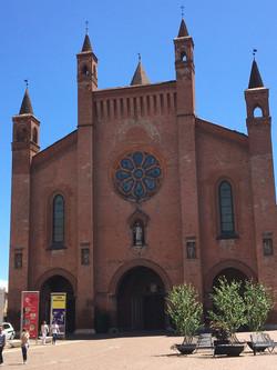 Alba cattedrale