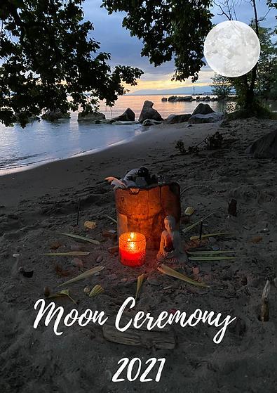 Moon Ceremony 2021