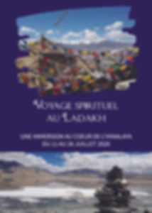 Voyage spirituel au Ladakh