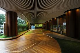 HK JEBN Group Centre Lobby 樓上集團中心大堂