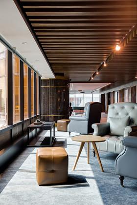 AXA Prime Lounge . China Harbour City