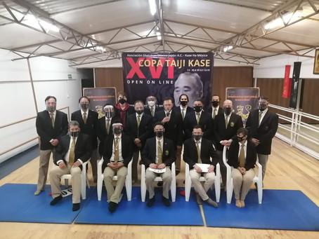 XVI Copa Taiji Kase 2020 Open Online