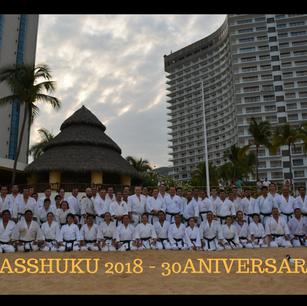 Gasshuku 2018