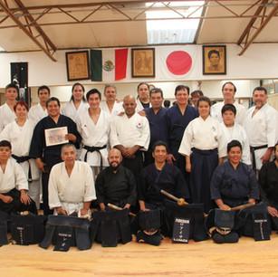 Seminario iaido, aikido y kendo 2017