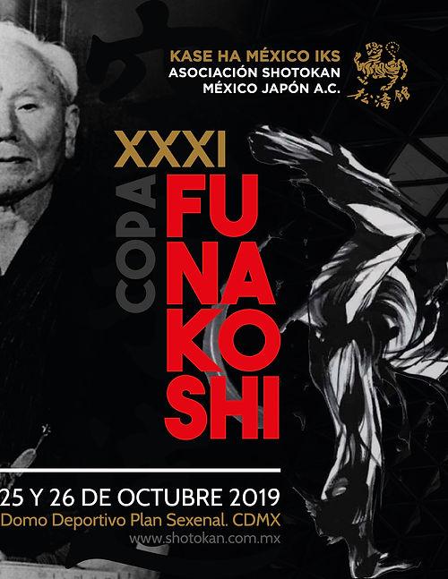 CopaFunakoshi-poster