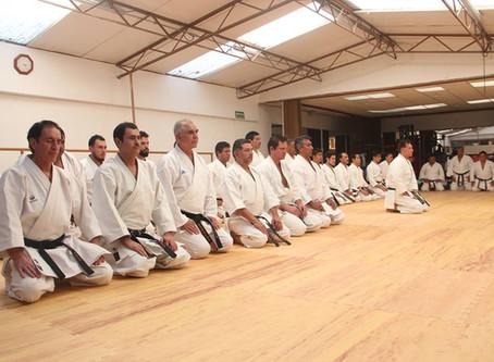 Asociación Shotokan México Japón A.C. IKS Kase Ha