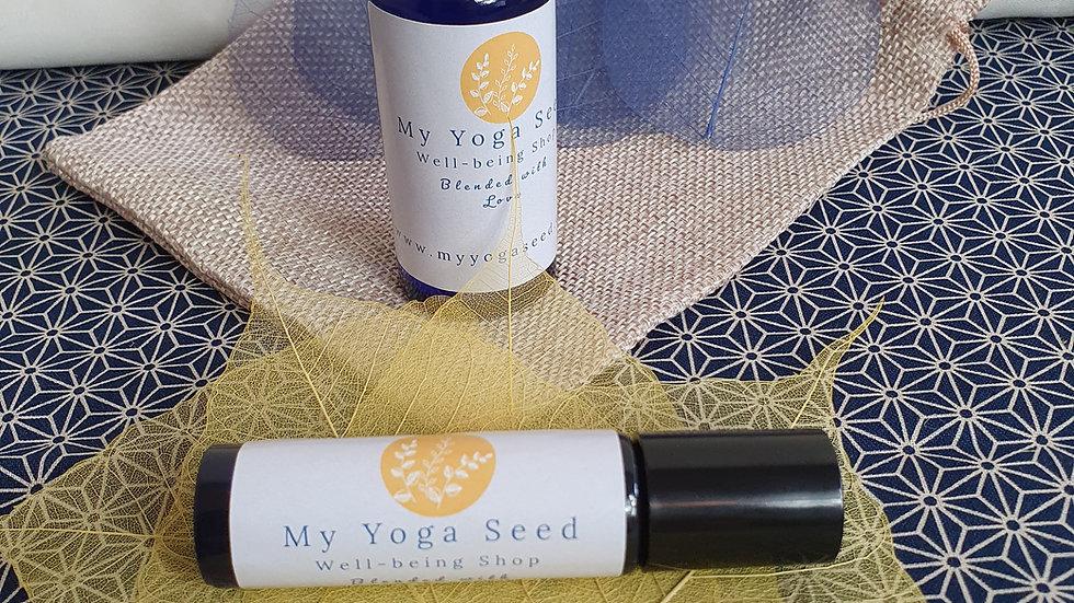 Yogi Bliss Blend - Rollerball & Massage Oil