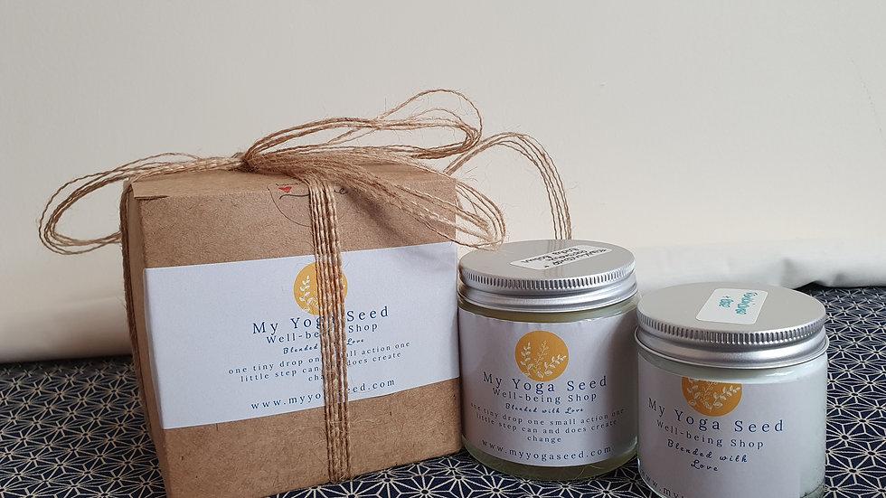 The Lavender Collection - Cream & Body Balm