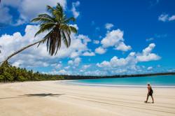 Praia de Garapuá - Caribe Baiano.