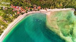 Aérea Praia de Garapuá