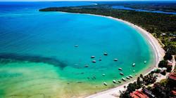 Enseada Praia de Garapuá