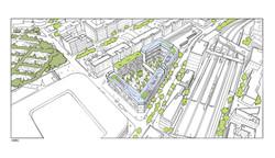 AMANO Office Buildings 1 Paris HardelLeBihan Arch