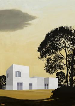 AMANO House in Albal Spain Estudio Epigram