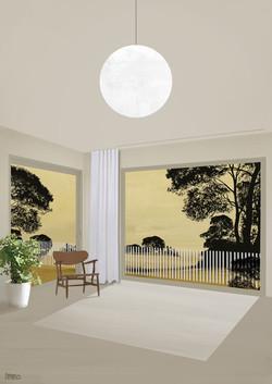 AMANO House in Albal Spain interior Estudio Epigram
