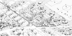 AMANO housing complex CALMM ARCH