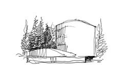 AMANO Museum Finland Sketch Trigueros
