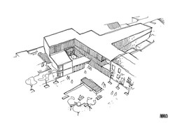 AMANO House for the Elderly Spain JA Architectes