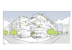 AMANO Office Buildings 3 Paris HardelLeBihan Arch