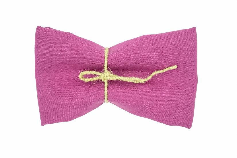 Medium Weight Pure Linen - Mauve Purple