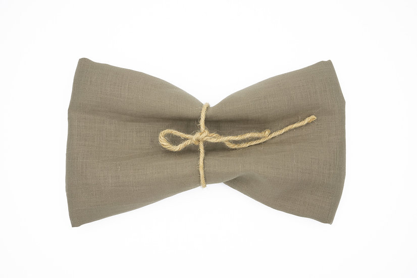 Light Weight Pure Linen - Olive