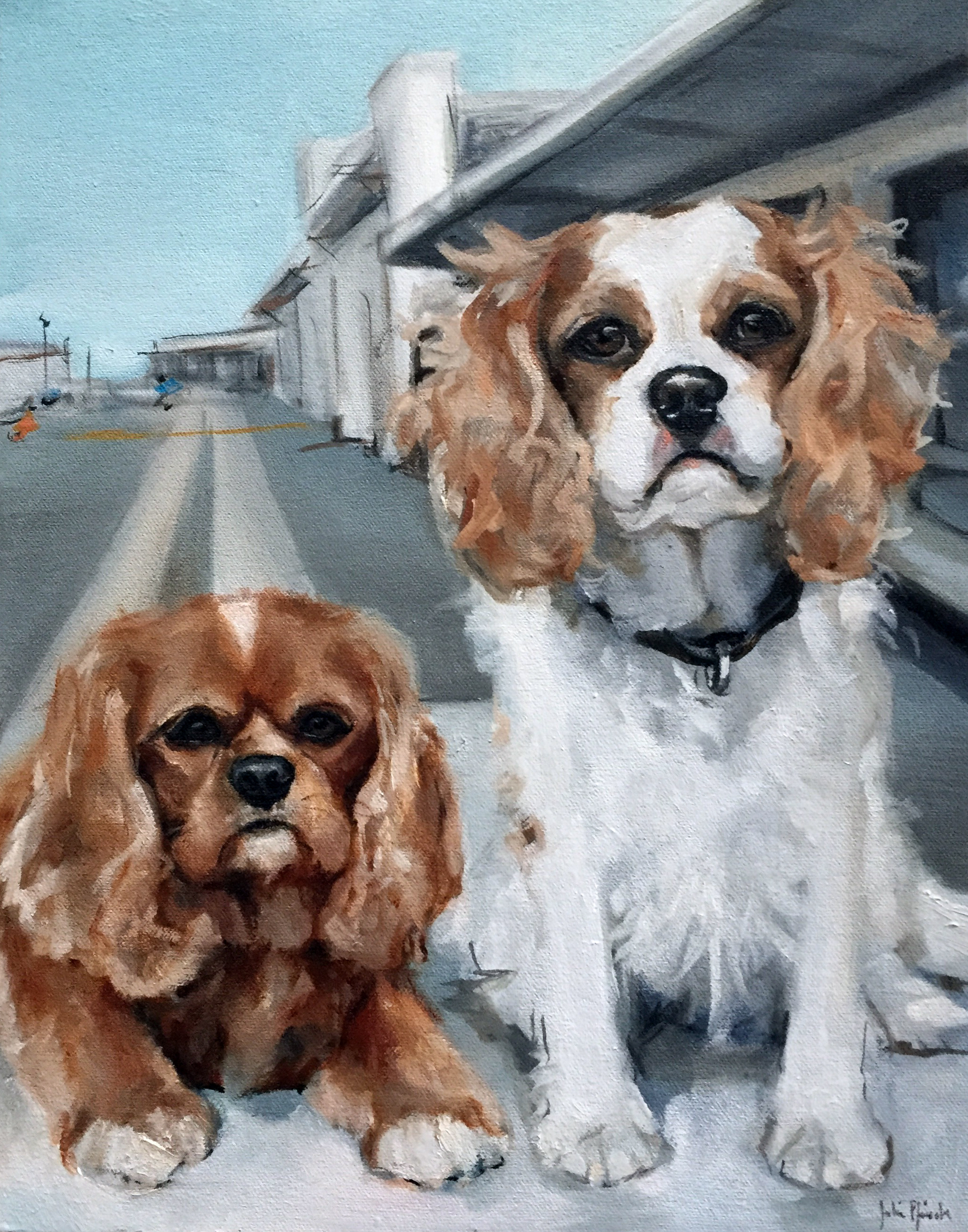 Peanut and Dottie