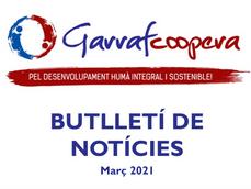 Butlletí de Novetats (Març 2021)