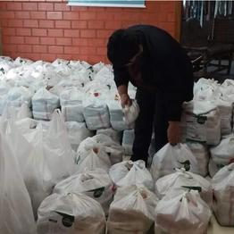 Garraf Coopera promou un projecte d'ajut humanitari al Brasil