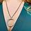Thumbnail: 💛OLIVIA💛 Brilliant Cut Diamond Crescent Moon Pendant. Approx 3.86cts