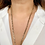 Thumbnail: Vintage 9ct Gold Kings Pattern Chain 26inch:66cm 30g approx