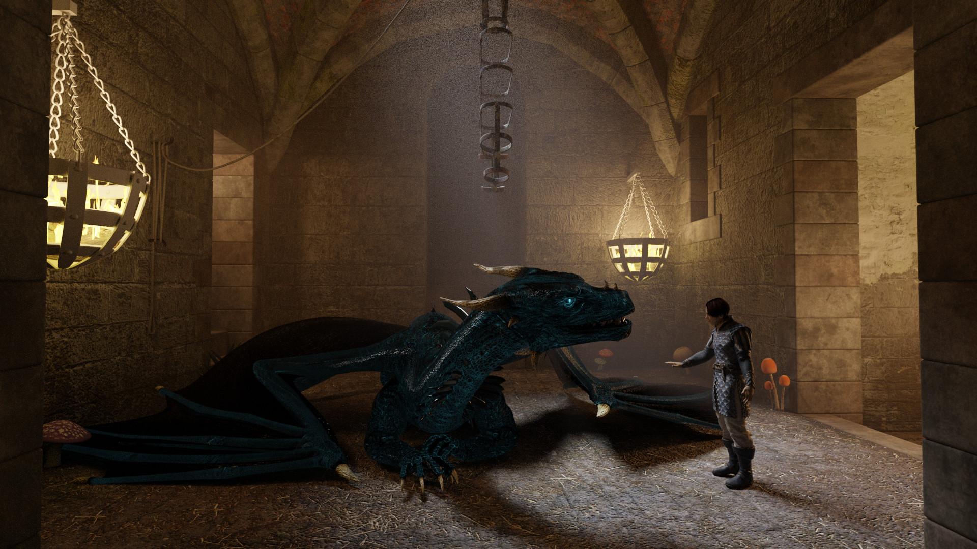 Castle Dungeon D8