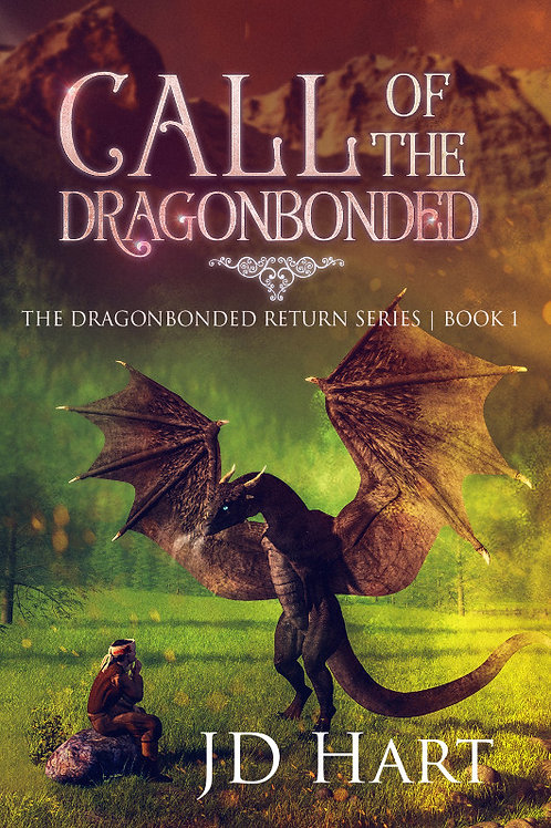 Call of the Dragonbonded Autographed Paperback
