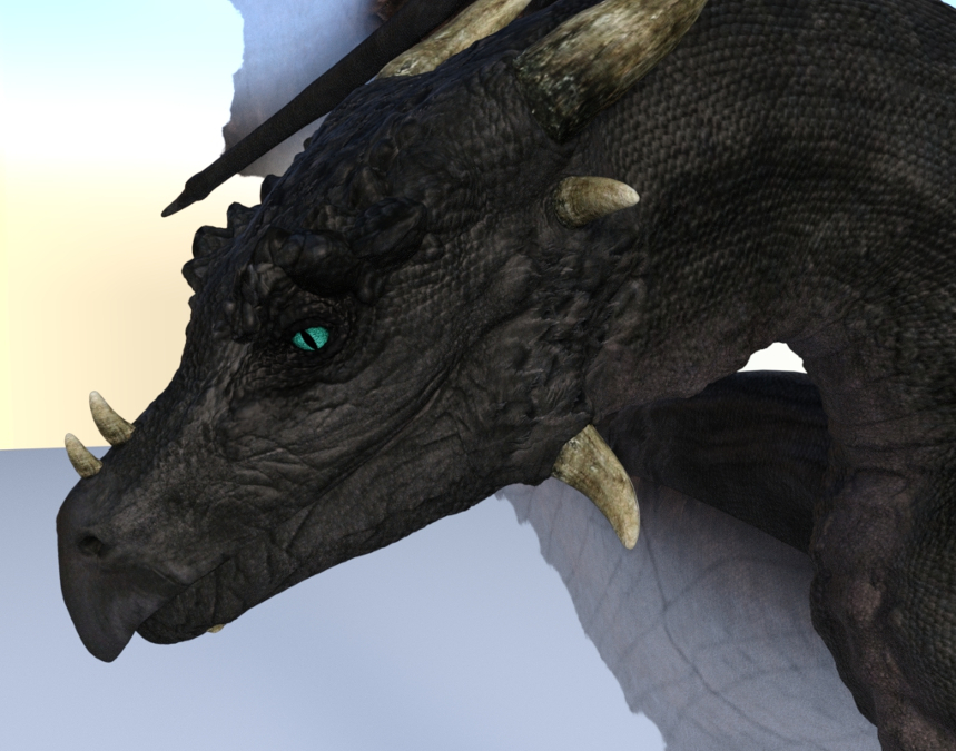 Dragon - Concept Art