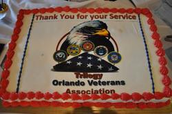 Veterans Day Cake