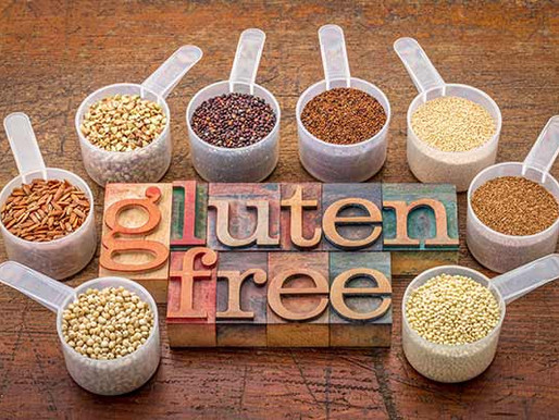 The Pleasure of Eating Gluten-Free